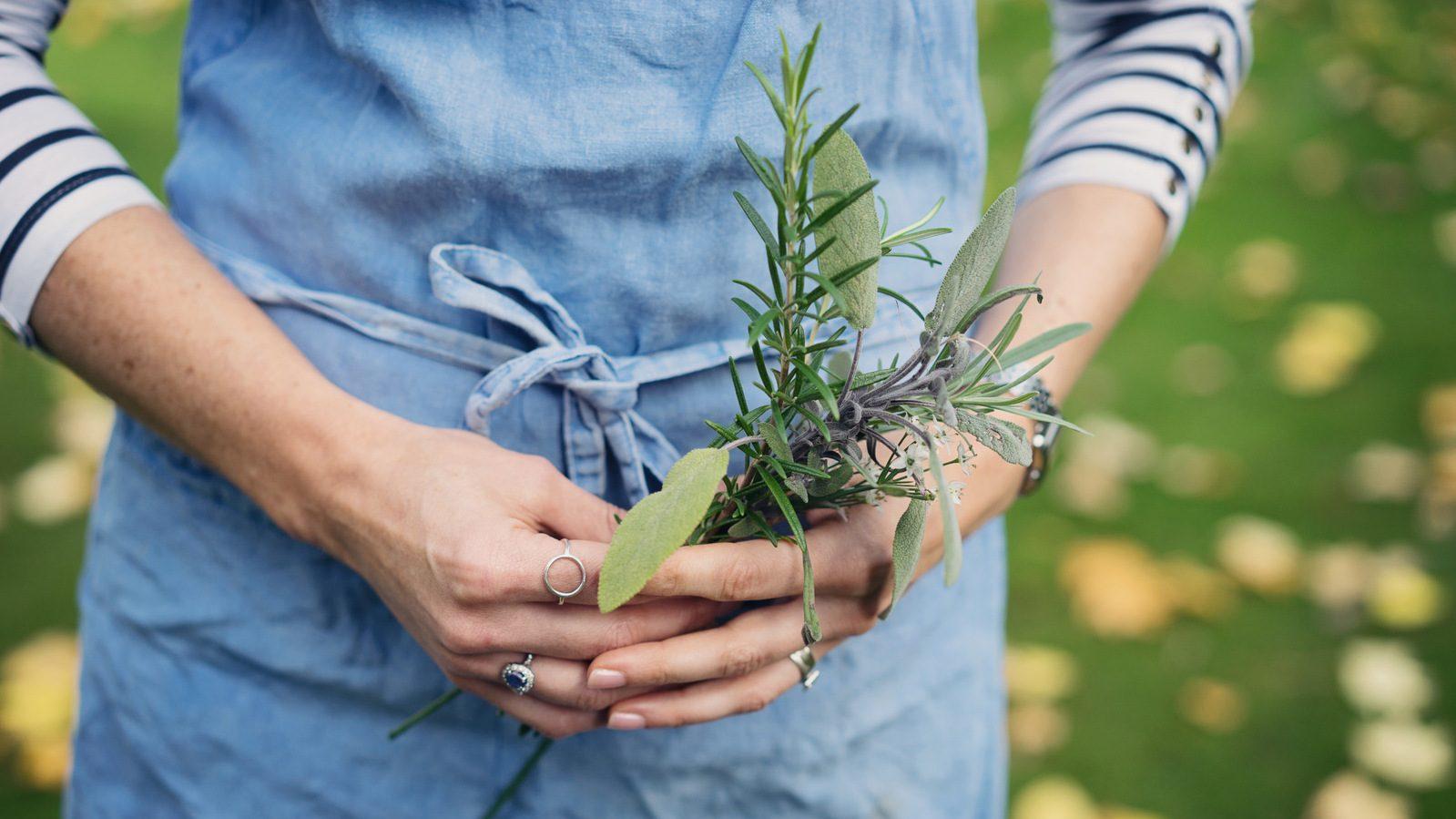 personal branding herbalist