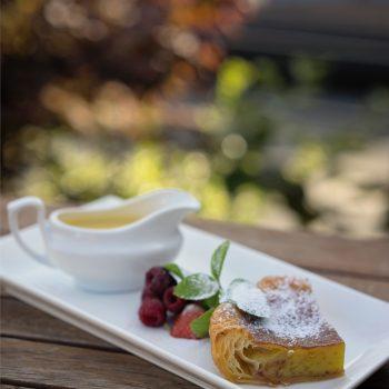 dessert outdoors