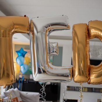name balloons